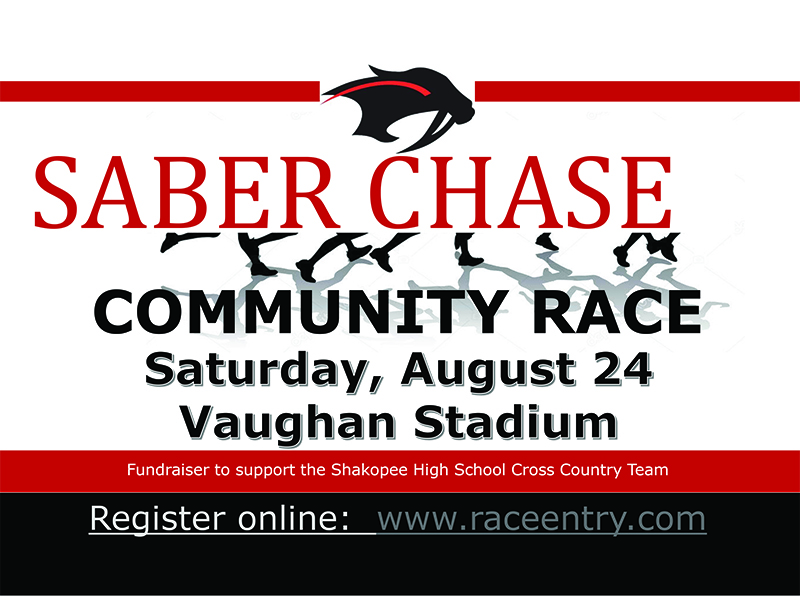 Saber Chase Community Race