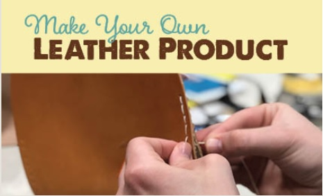 Make Your Own Leather Product