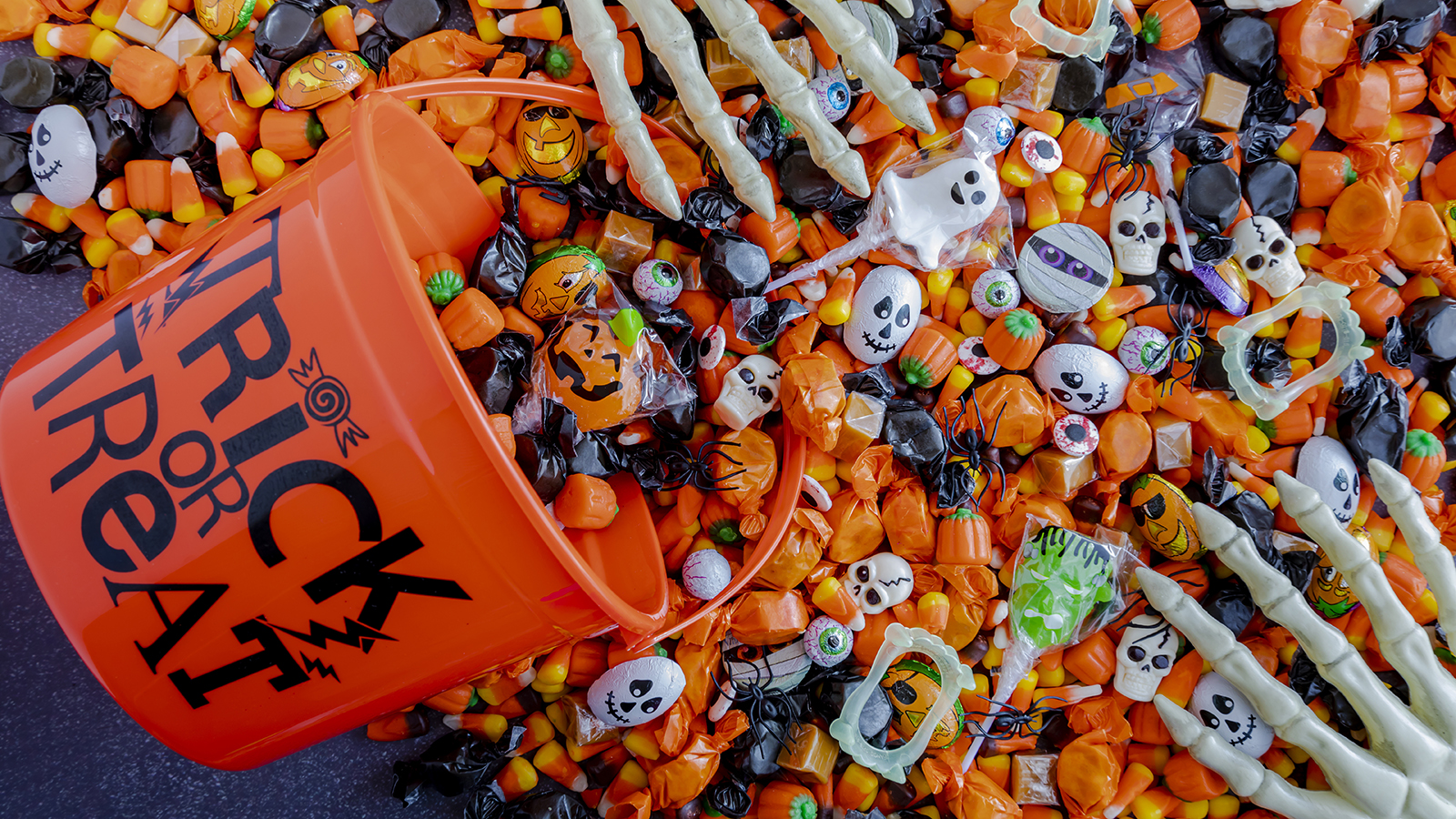 Trick-or-Treat at City Hall