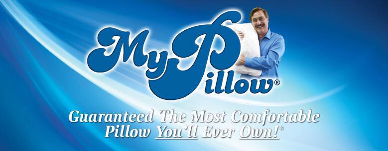 My Pillow November Warehouse Sale
