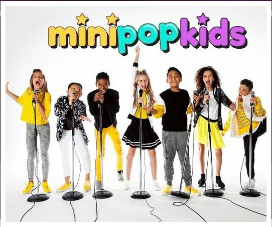 Mini Pop Kids Live