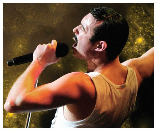 One Night of Queen performed by ​Gary Mullen & the Works