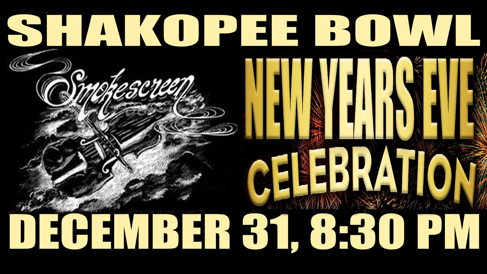 New Years Eve at Shakopee Bowl