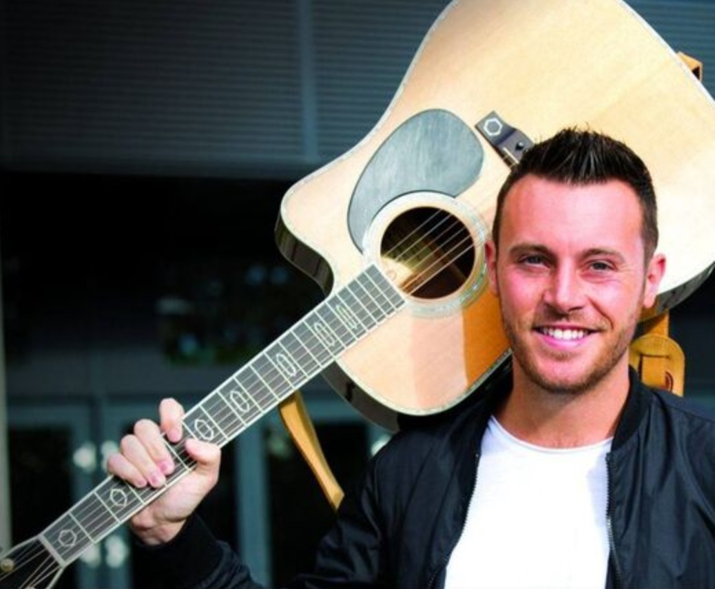 Nathan Carter: Celtic Roots