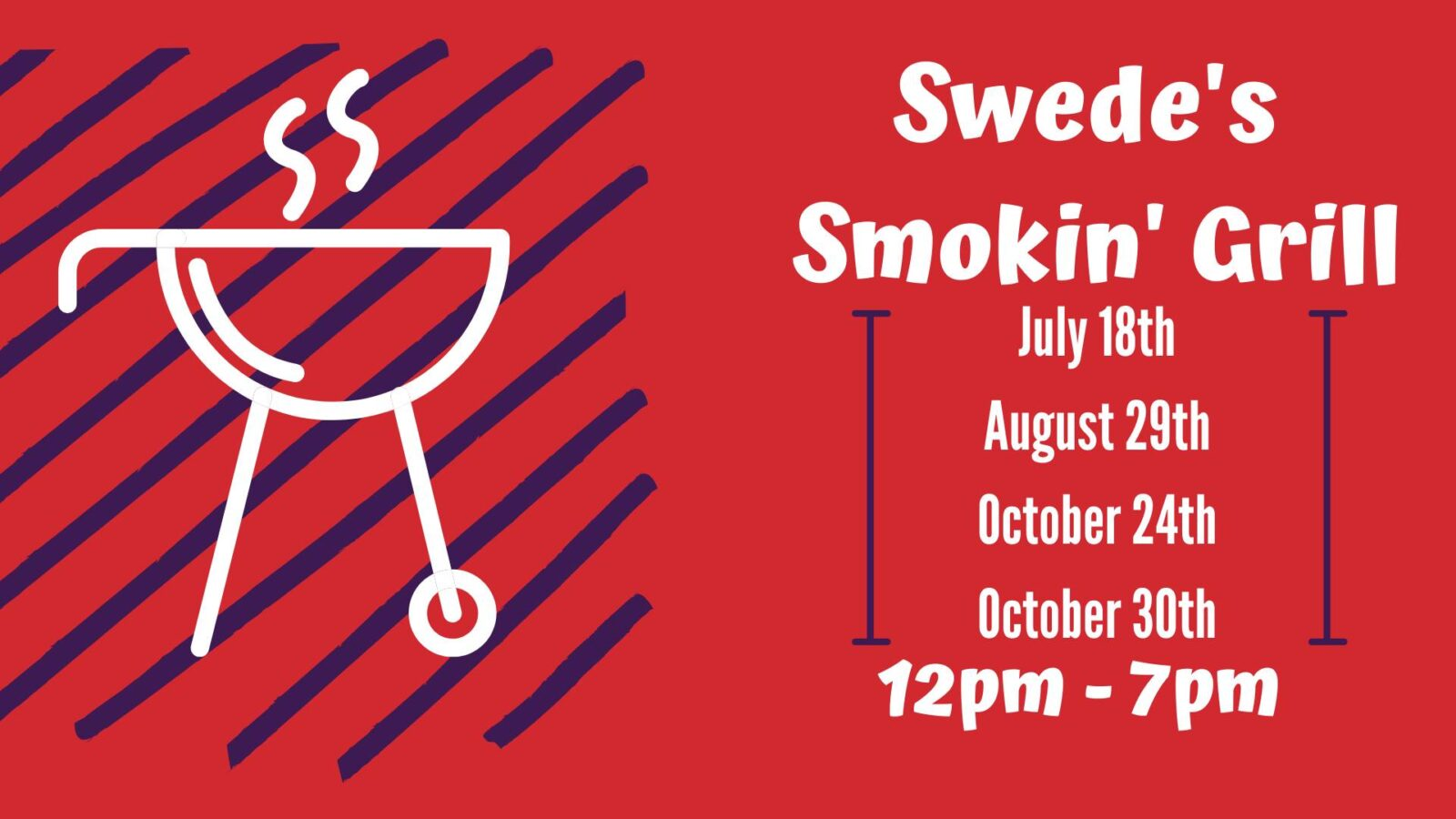 Swede's Smokin' Grill at Badger Hill