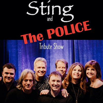 The Best of Sting & The Police Tribute