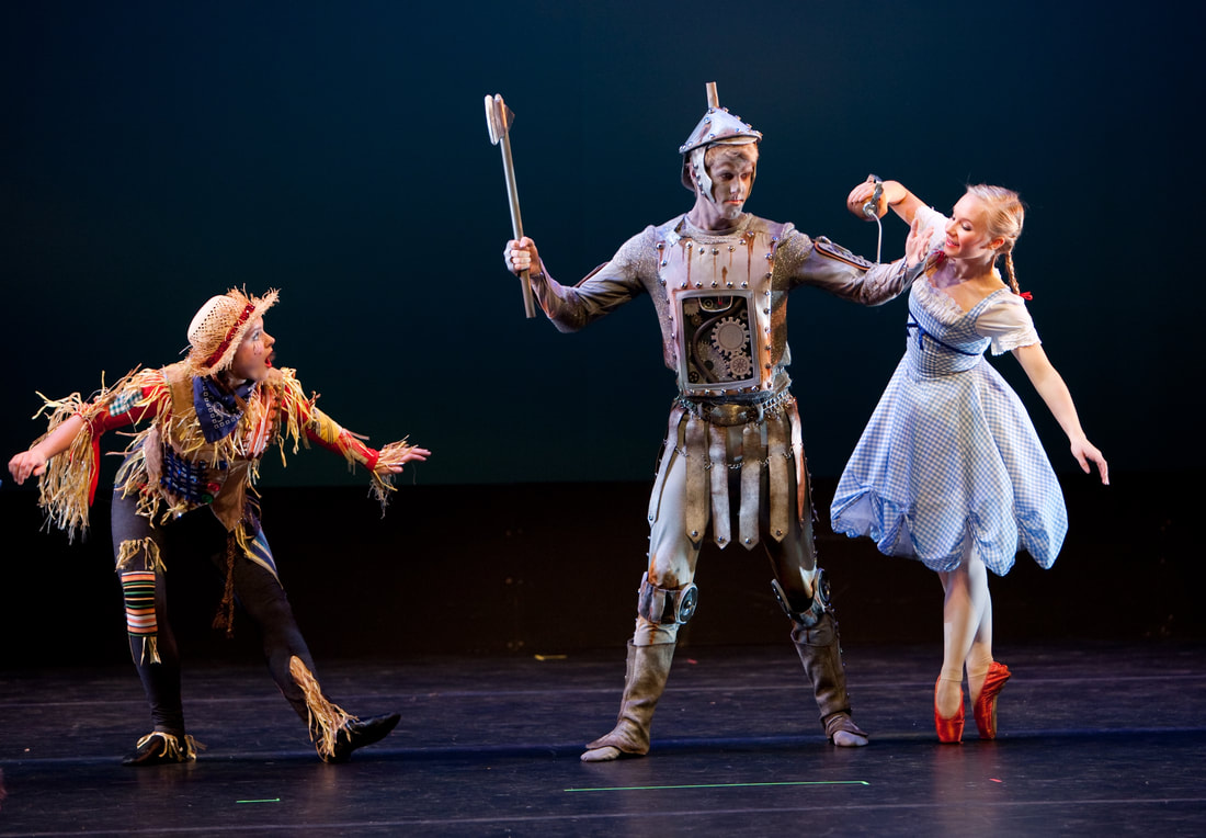 The Ruby Slippers: A Wizard of Oz Ballet
