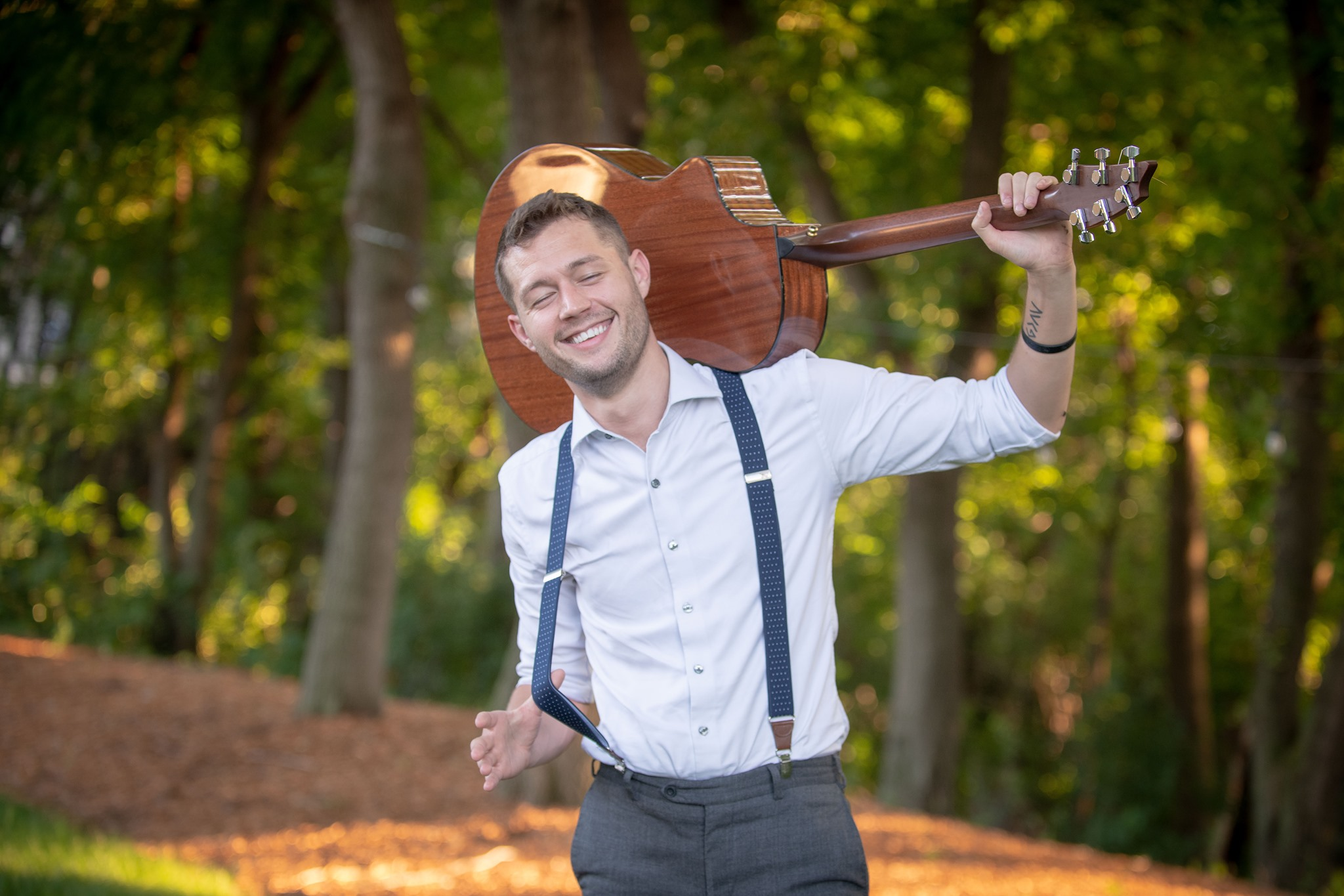 Tyler Herwig Live at Badger Hill Brewing