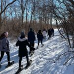 Snowshoeing for Teens