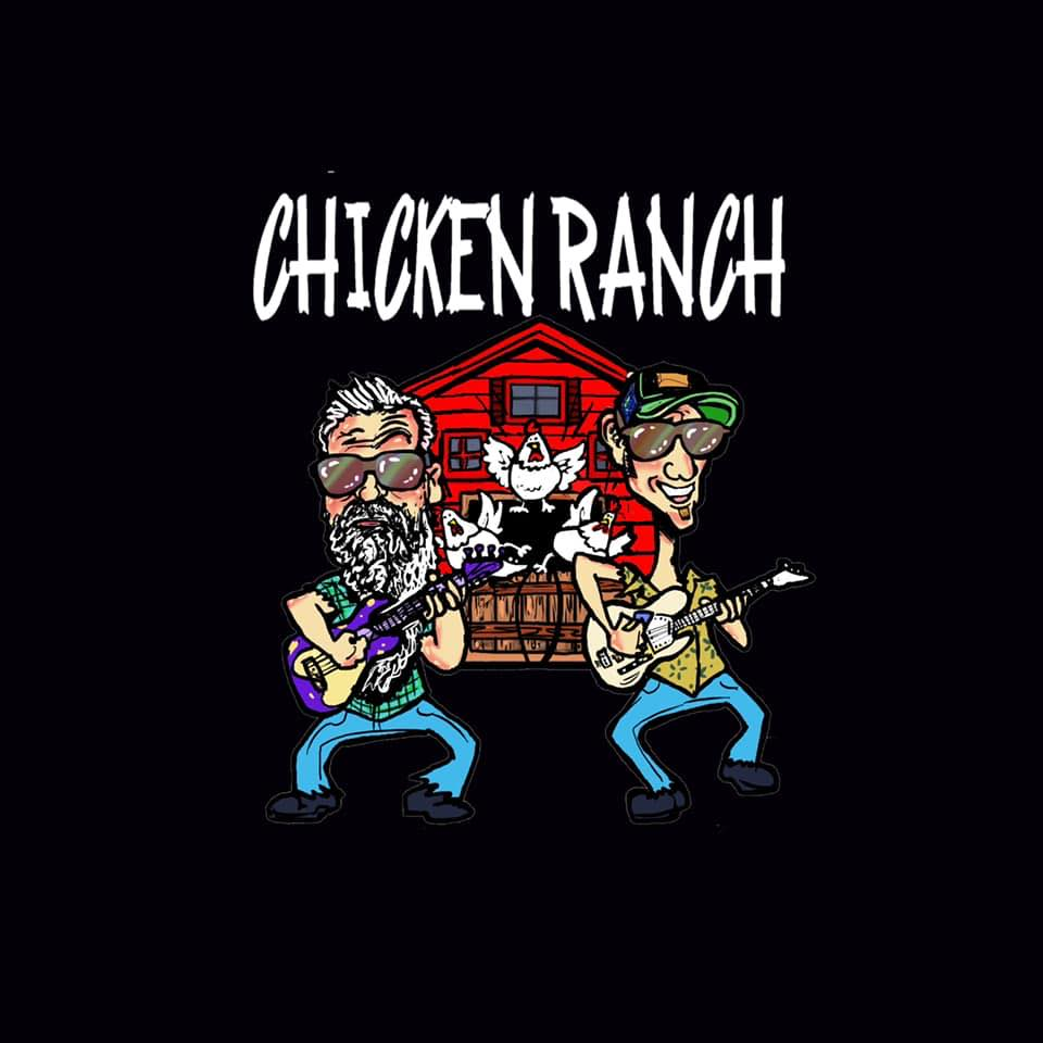 Live Country Music - Chicken Ranch Duo
