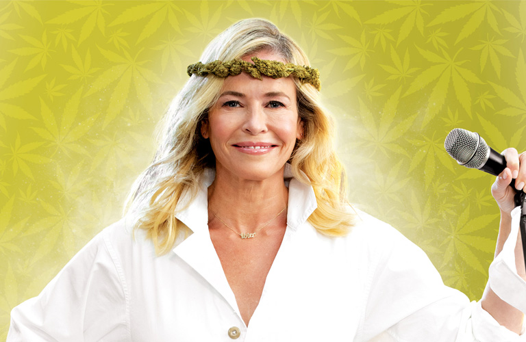 Chelsea Handler: 2021 Vaccinated and Horny Tour