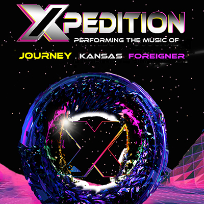 XPEDITION - A Tribute to Journey with a Salute to Kansas, Styx & Foreigner