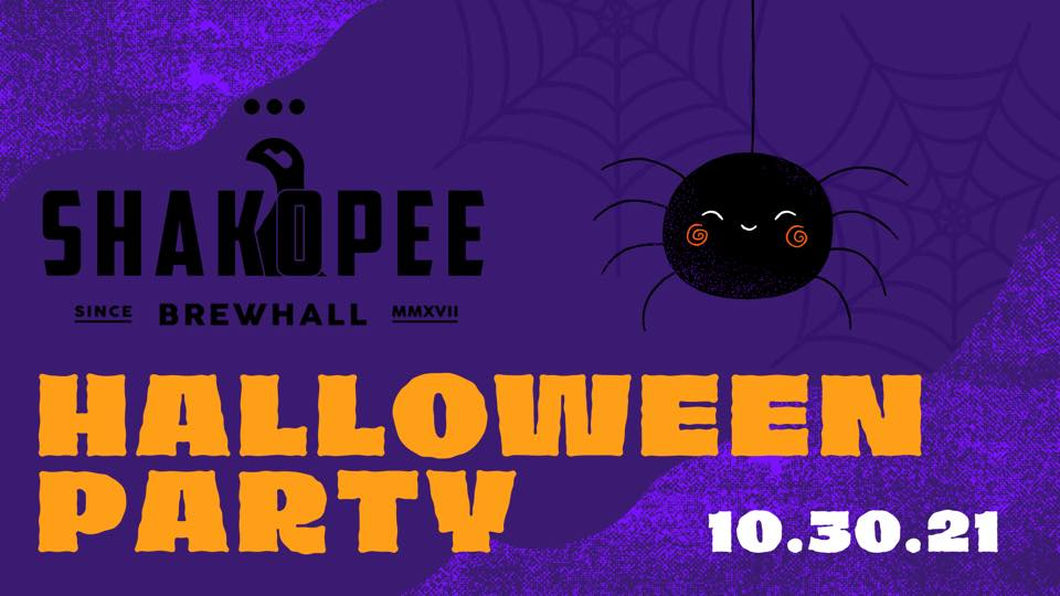 BrewHall Halloween Party