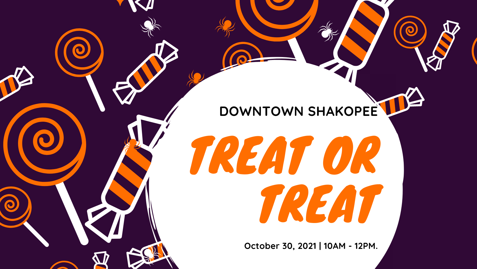 Trick or Treat Downtown